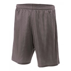 Youth Mesh Short - Graphite