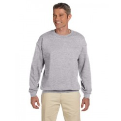 Adult Fleece Crew - Sport Grey