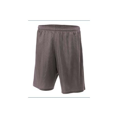 Adult Mesh Short - Graphite
